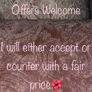 🌺Offers Welcome 🌺